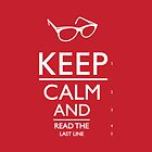 Keep Calm and See IPad! by loku