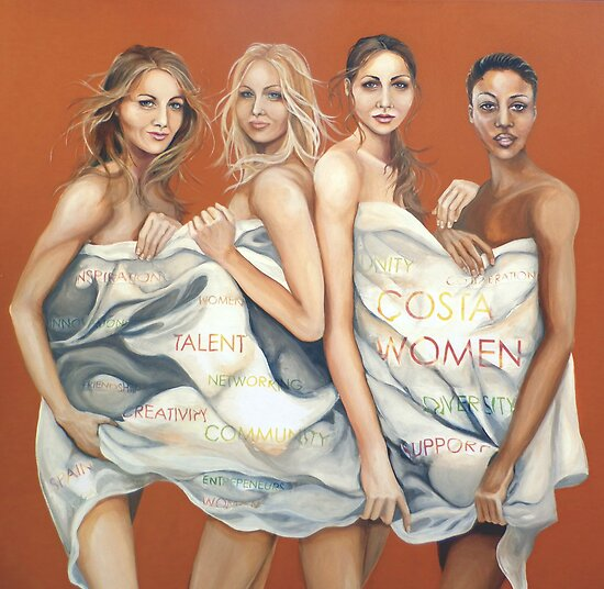 Costa women  by Samantha Aplin