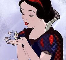 Snow White by angeliana