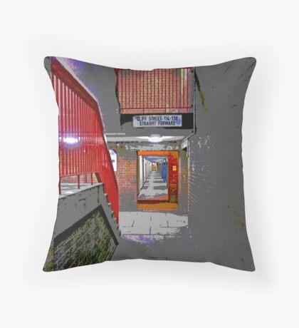 Lansdowne , Sheffield Throw Pillow