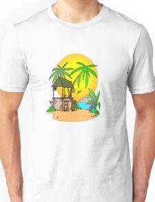Tiki Bar is Closed Unisex T-Shirt
