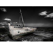 Tuna Fishing Boat Photographic Print