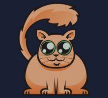 Ginger Cat Kids Tee