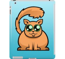Ginger Cat iPad Case/Skin