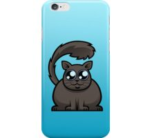 Brown Cat iPhone Case/Skin