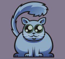 Blue Cat Kids Clothes