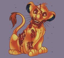 Lion King Zombie by xarispa