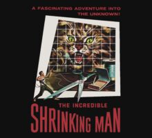 The Incredible Shrinking Man by Chivieri Designs