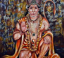 Hanuman by Harsh  Malik