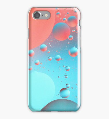 BUBBLE 1 iPhone Case/Skin
