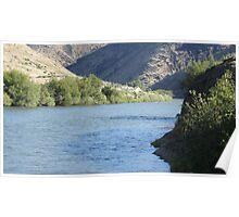 Yakima River Poster