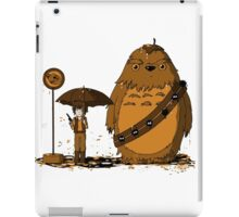 My Neighbour Chewie II iPad Case/Skin