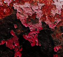 Red Scab #2 by Thomayne
