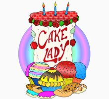 Cake lady Unisex T-Shirt