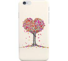 Love in the Fall iPhone Case/Skin