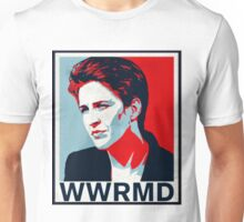 What Would Rachel Maddow do? Unisex T-Shirt