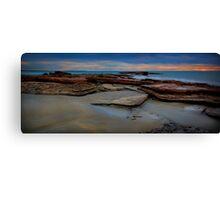 Seascapes Five Canvas Print