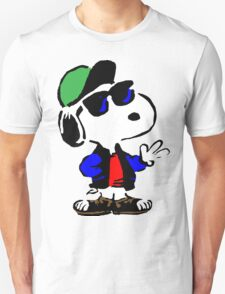 Snoopy Rap T-Shirt