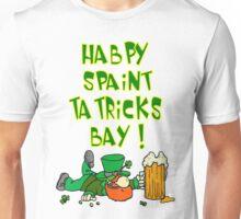 Happy St. Patricks Day Unisex T-Shirt