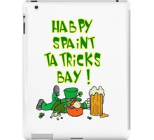 Happy St. Patricks Day iPad Case/Skin