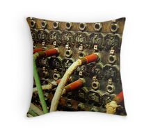 Number Please... Throw Pillow