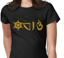 Fray Cosplay Womens Fitted T-Shirt