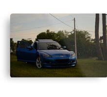Mazda RX-8 Metal Print