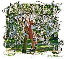 The Wish Tree Photographic Print