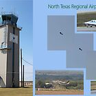 North Texas Regional Airport by aprilann