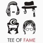 TEE OF FAME by lemontee