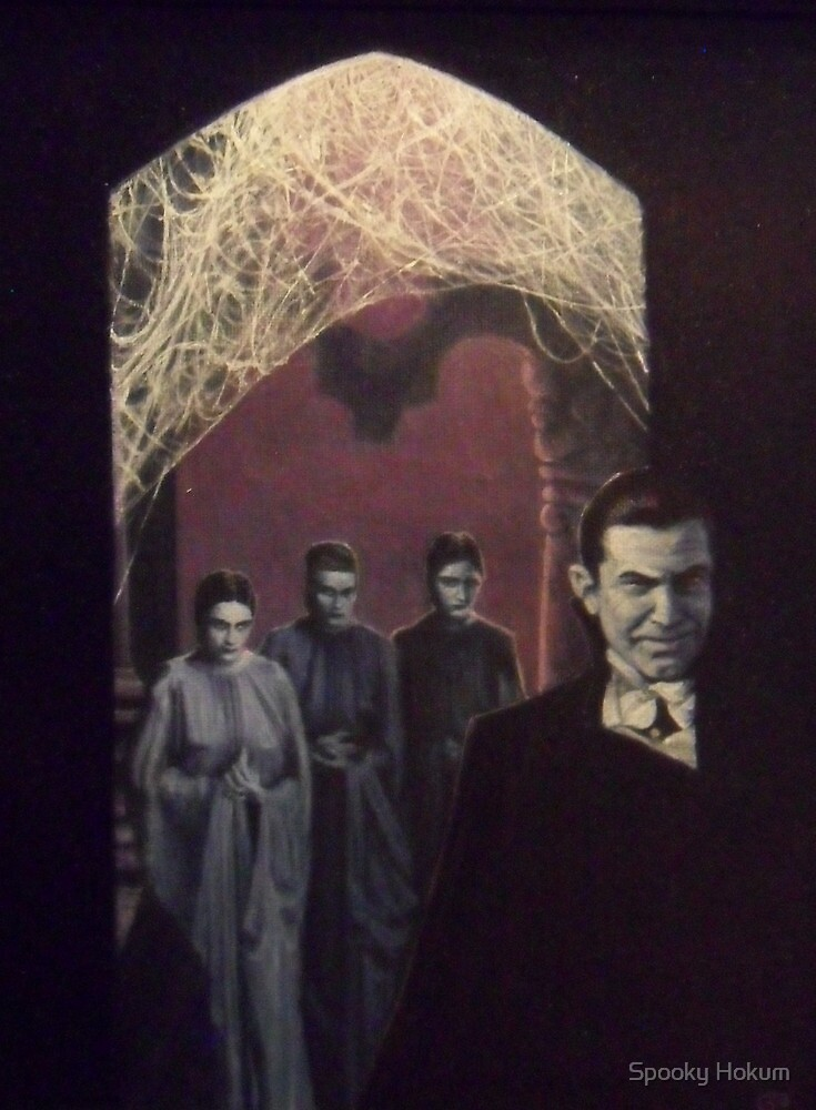 Bela and His Brides by Conrad Stryker