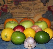 Fruit Math by aprilann