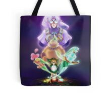 Dawn of the Final Day Tote Bag
