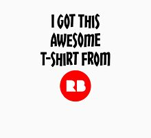 Red Bubble awesome T-Shirt Unisex T-Shirt