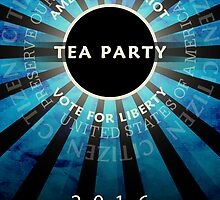 Tea Party 2016 by morningdance