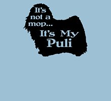 Puli Not A Mop Womens Fitted T-Shirt