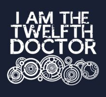 i'm the twelfth doctor T-Shirt