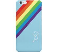 Rainbow Dash Minimalist iPhone Case/Skin