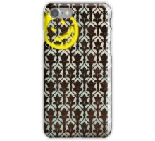 Smile, Sherlock. iPhone Case/Skin