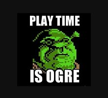 Shrek - Playtime is ogre Unisex T-Shirt