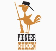Pioneer Chicken by squarecook