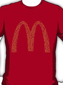 Rock and Roll McDonalds T-Shirt