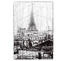Paris 10 Photographic Print
