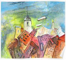 Italy - Cinque Terre 03 Poster