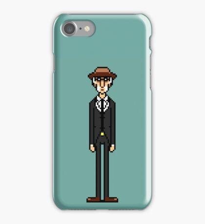 Leder iPhone Case/Skin