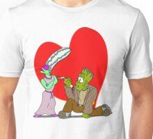 Monster Proposal Unisex T-Shirt