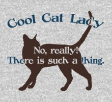 Cool Cat Lady by House Of Flo