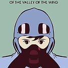 Nausicaå of the Valley of the Wind by Studio Momo╰༼ ಠ益ಠ ༽