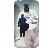 Falling Is Just Like Flying Samsung Galaxy Case/Skin