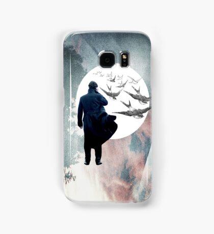 Falling Is Just Like Flying Samsung Galaxy Case/Skin